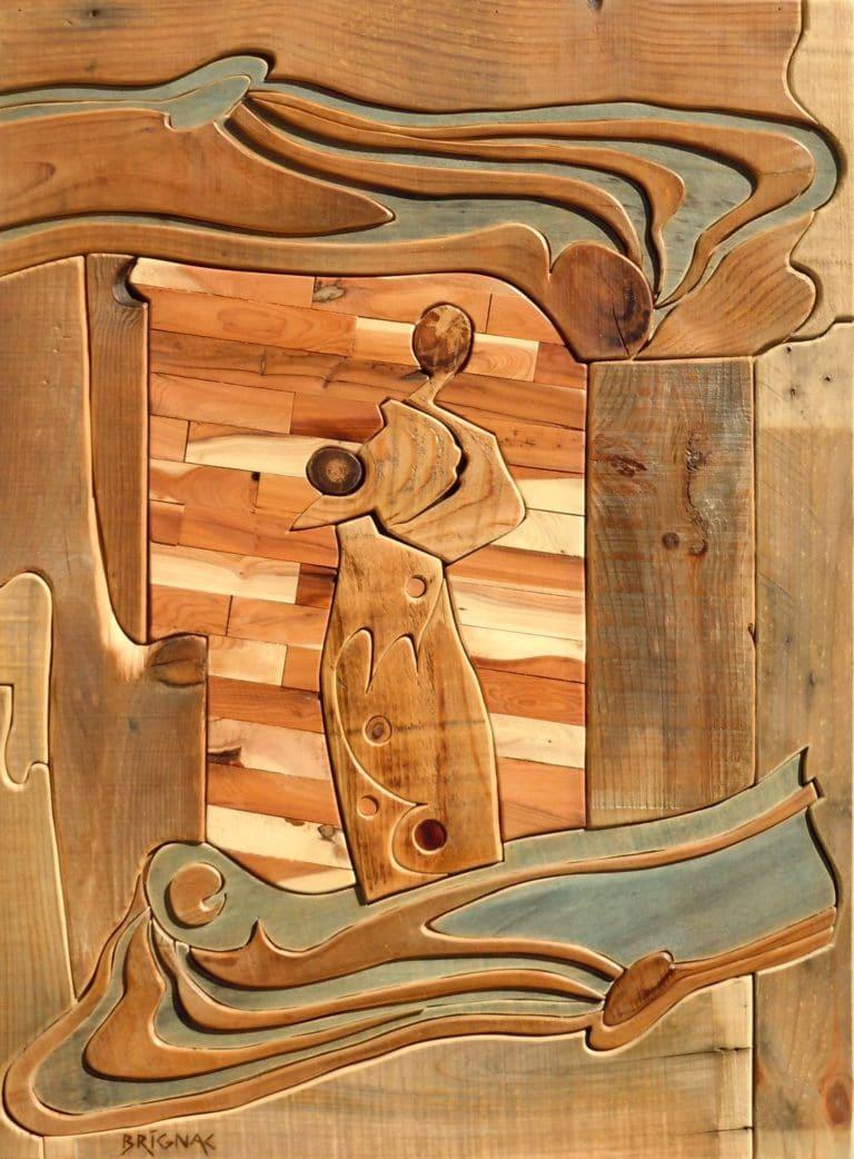 accompagnement AMA : conception et accueil d'un enfant - tableau de Brignac.